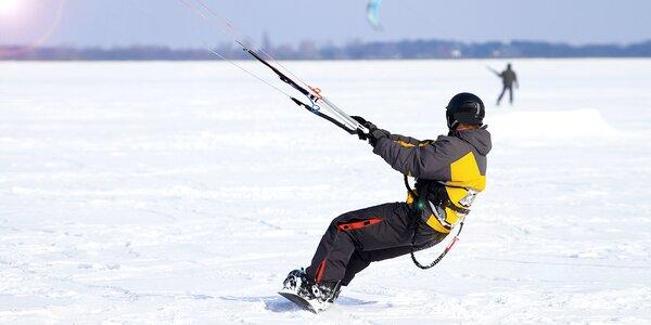 6hodinový kurz kitování včetně vybavení