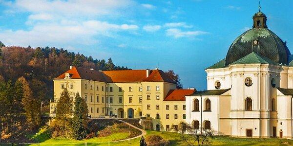 Romantika na zámku Křtiny