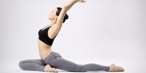 Kurzy jógy pro začátečníky a mírně pokročilé