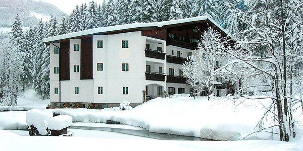Wellness dovolená v rakouských horách