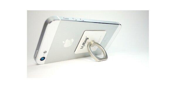 MyRing multifunkční držák na smartphony