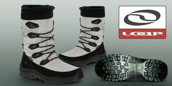 Stylové zimní boty Loap Stone