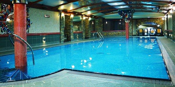 Wellness pobyt ve Velké Fatře v hotelu Áčko