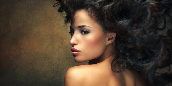 Nový účes z kadeřnictví Salon of beauty