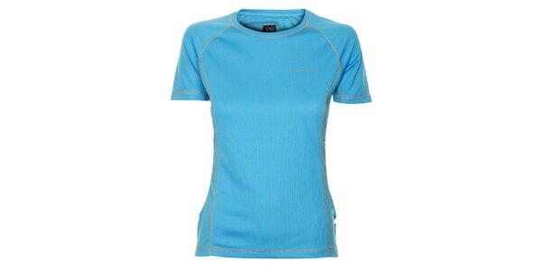 Dámské světle modré funkční tričko Envy