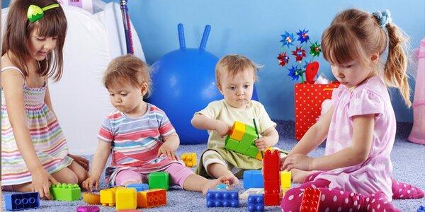 Celodenní vstup do dětské herny Safari