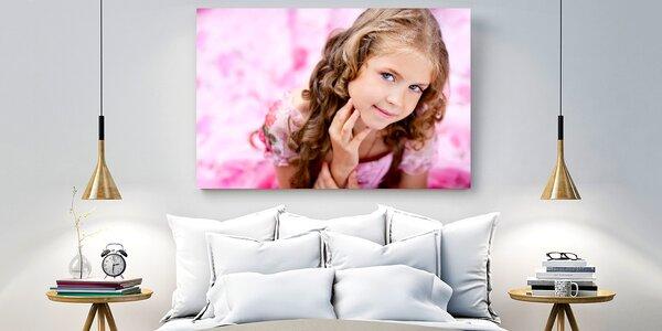 Fotoobrazy na plátně v úctyhodných rozměrech