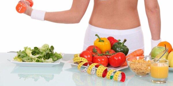 Přednáška o formování postavy zdravou výživou