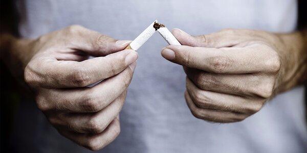 Terapie BICOM - zkuste přestat kouřit