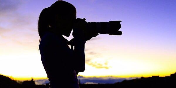 Večerní kurz krajinářské fotografie