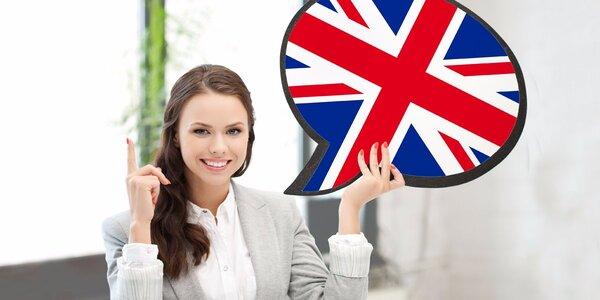 Individuální doučování angličtiny (2x 60min)