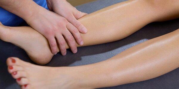 Reflexní terapie nejen k posílení imunity