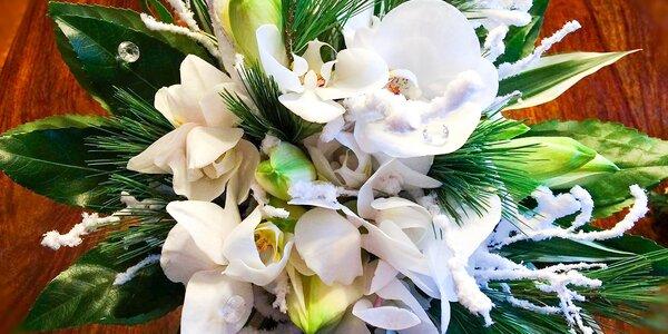 Floristický kurz s tvorbou kytic