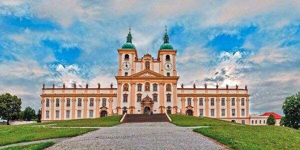 Aktivní odpočinek pro dva v blízkosti Olomouce