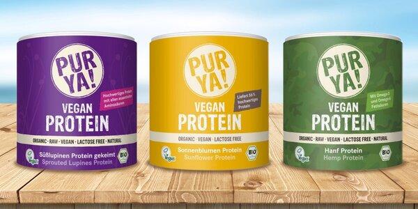 PUR YA Bio Vegan Proteiny