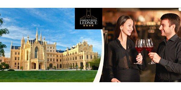 Luxusní pobyt v Zámeckém hotelu Lednice