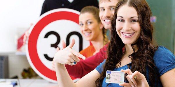 Rezervace na řidičáky různých druhů