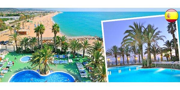 Dovolená pro dva v hotelu ve Španělsku