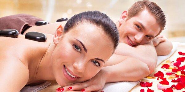 Valentýnská masáž pro rozehřátí těla i srdce
