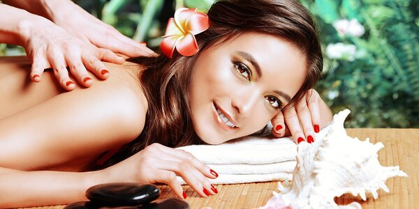 Příjemné havajské masáže