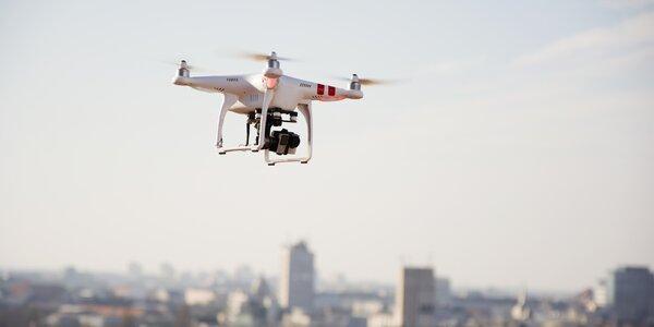Škola létání pro drony DJI Phantom