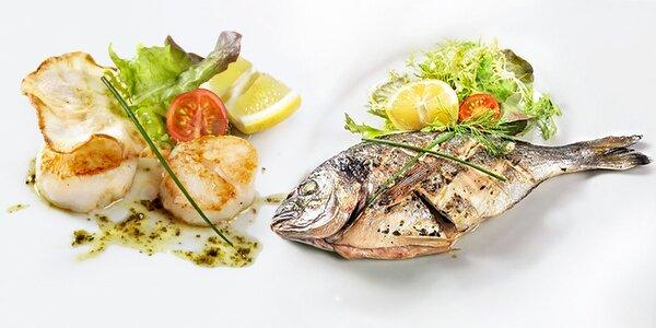 50% sleva do restaurace Rybářský klub na Kampě