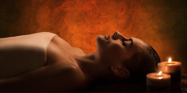 Smyslná tantra masáž - uvolnění pro tělo i duši