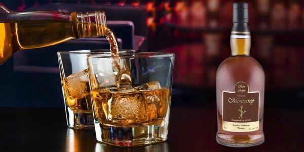 7letý rum Ron Hacienda Monterrey