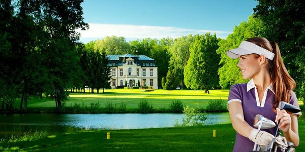 Ráj golfistů v Queen's Park Golf clubu Myštěves