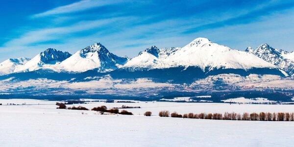 Jarní lyžování v Hotelu Smokovec***