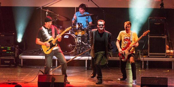Koncert U2 Revival Desire Band