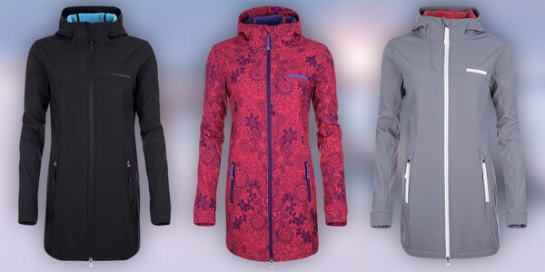 Dámský softshellový kabát Loap