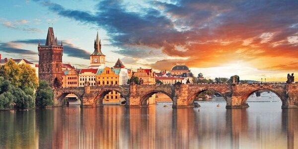 Pobyt v hotel Jerome House*** v centru Prahy