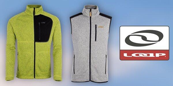 Outdoorový pánský svetr nebo vesta Loap