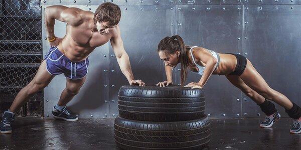Lekce základů CrossFitu či měsíční permanentka