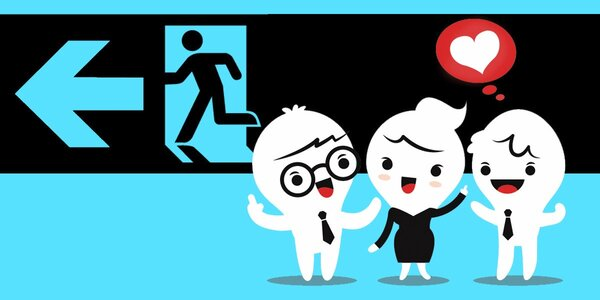 Valentýnská úniková hra pro nezadané