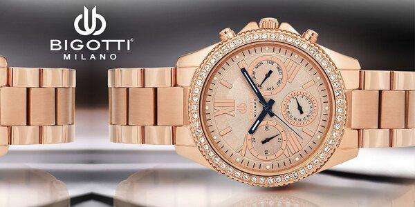 Dámské luxusní hodinky Bigotti Milano 348446311a