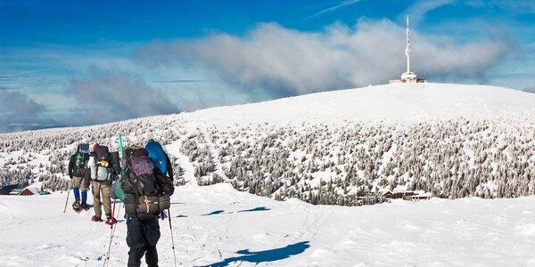 Zimní lyžovačka i jarní pobyty v Jeseníkách
