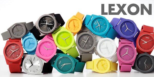 Designové hodinky Spring od Lexon Design