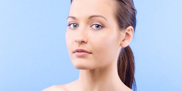 Expresní kosmetické ošetření galvanickou žehličkou