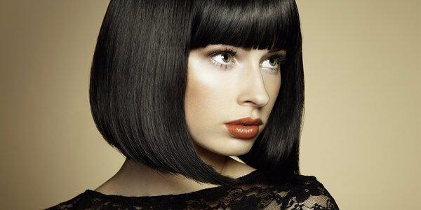 Kompletní dámský střih vč. vlasové kúry