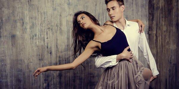 Lekce latinskoamerických tanců s profesionály