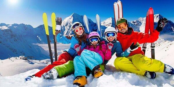 Servis lyží nebo snowboardu a sleva na nákup