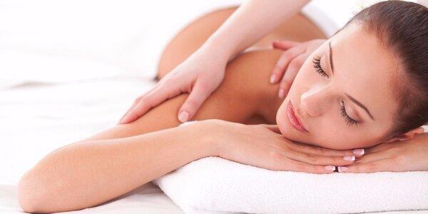 Lymfatické manuální masáže pro zdravější tělo