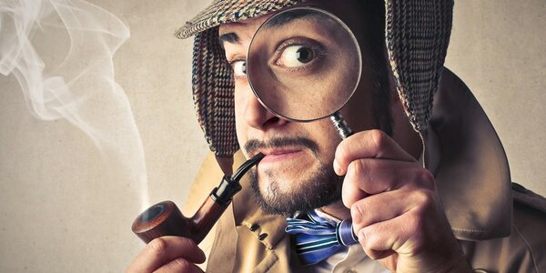 Úniková hra ve stylu Sherlocka Holmese