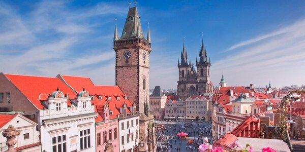 Pohodový pobyt v centru Prahy