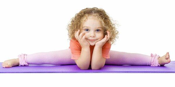4 lekce aerobiku pro děti