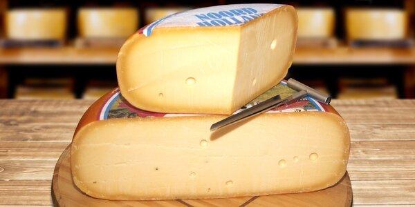 Lahodné vyzrálé sýry v Boutique Gurmán