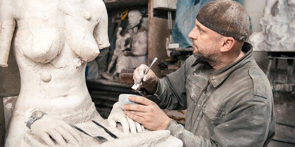 Jednodenní kurz sochařství - modelování