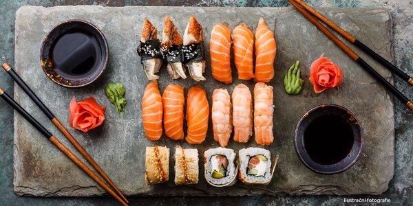 Až 60% sleva na asijská jídla u Václaváku